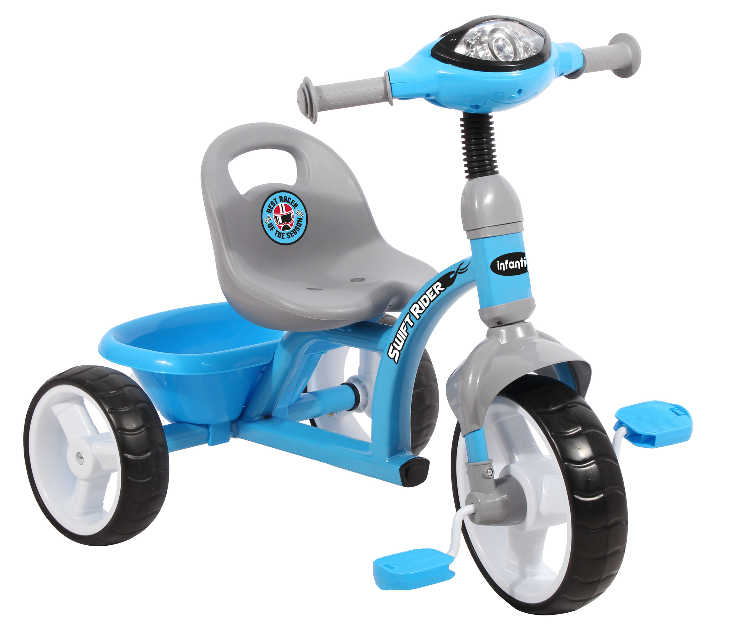 TRICICLO MONTABLE SWIFT RIDER INFANTI AZUL