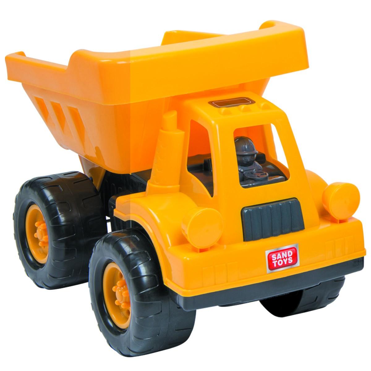 SET DE CONSTRUCCION BABY ACTIVE COLOR AMARILLO MOD. 2500000448249