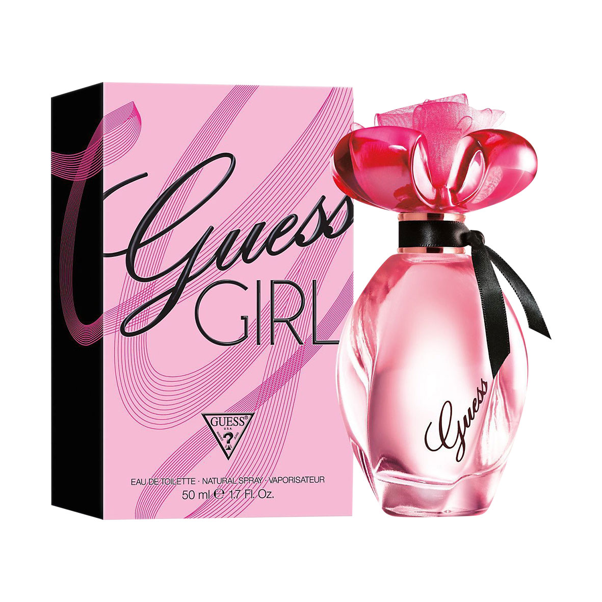 FRAGANCIA GUESS GIRL PARA DAMA 100 ML