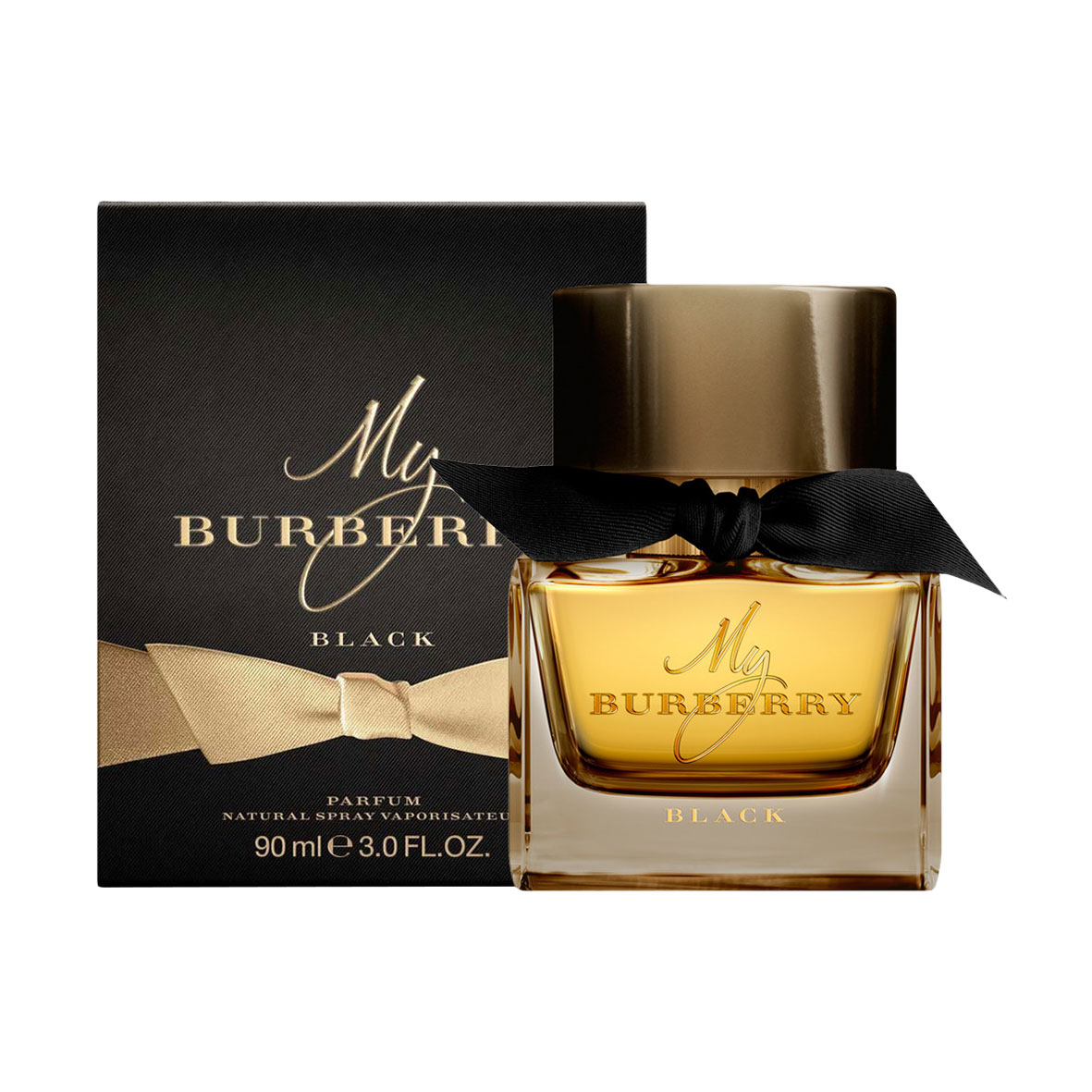 FRAGANCIA BURBERRY MY BURBERRY BLACK PARA DAMA 90 ML